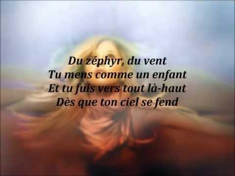 Najoua Belyzel - Gabriel .. Lyrics
