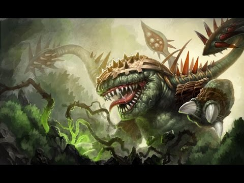 видео: Гайд по Брембл, heroes of newerth ( hon ) bramble guide