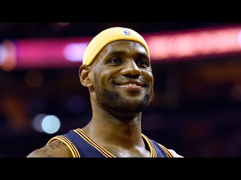LeBron James Signs Contract Extension with Cleveland Cavaliers