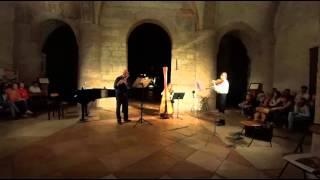 Trio de G. Fauré: Flûte,Violon et Harpe(puisqu