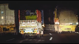 Driving in India at Night in Crazy Traffic | Mumbai to Pune Road Trip
