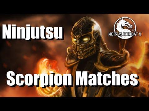 Blind Rage | Kenshi vs Scorpion | Mortal Kombat X Twitch Matches