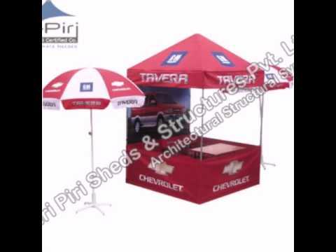 Marketing Canopy Tents, Marketing Canopy Tents Manufacturers In Delhi,  Canopy Tents Videos New Delhi