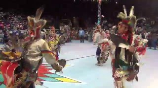 Mens Chicken @ Gathering Of Nations Powwow 2016