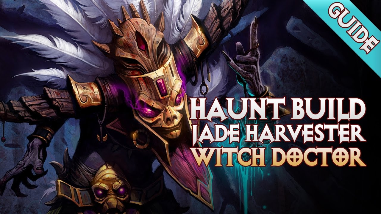 Haunt Build Diablo