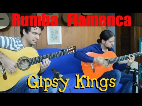 Moorea | Gipsy Kings - Rumba Flamenca | Marcos Kaiser & Flavio Rodrigues