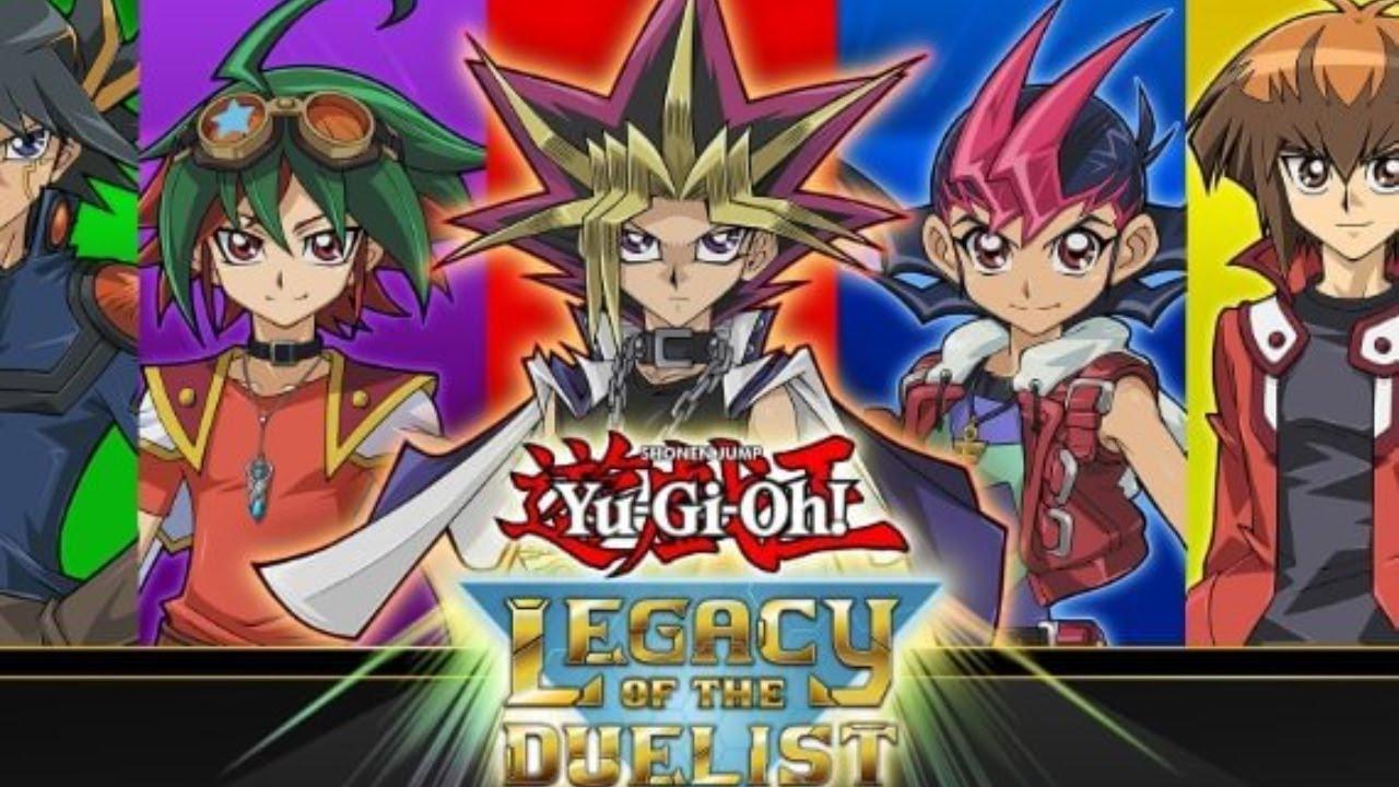 Yugioh 5ds Serien Stream