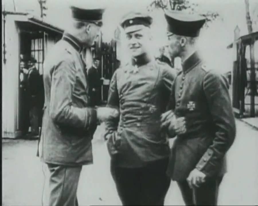 Manfred von Richthofen, The Re...