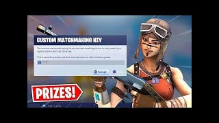 HOSTING CUSTOM MATCHMAKING SCRIMS NAE FORTNITE BATTLE ROYALE LIVE l Ali A Tfue Ninja