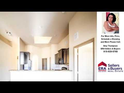 14385 Arabian Point Ave, El Paso, TX Presented by Amy Thompson.