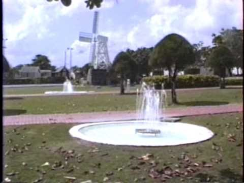 Barbados 1992 (video 02)-Sam Lords Castle & St. Phillip