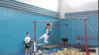 Спортивная гимнастика. Перекладина. Horizontal bar