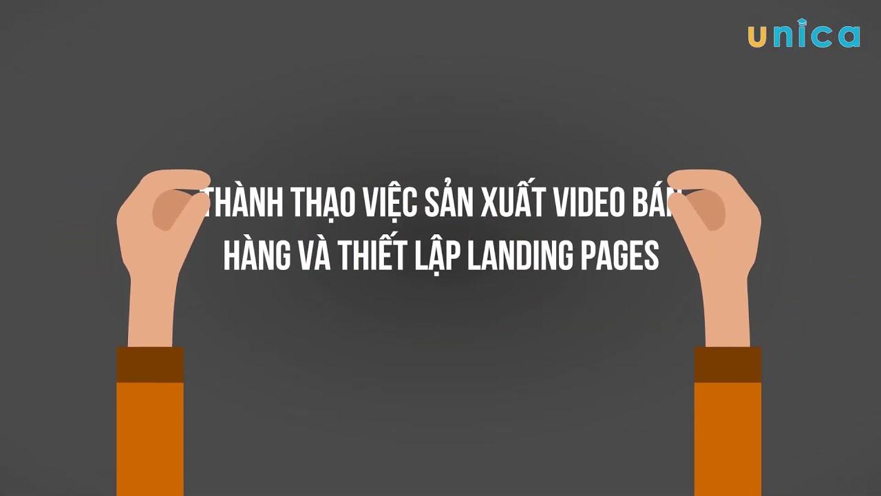 Sản xuất video bán hàng và Landing Pages cùng quảng cáo Tiktok