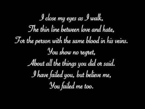 Within Temptation - Destroyed with Lyrics