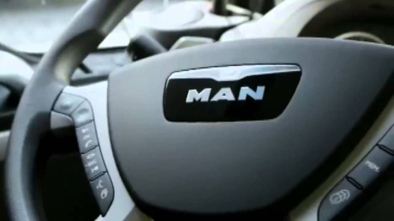 New Man Tgx 2013 New Logo Mp4 Youtube