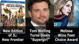 "Tom Welling Turns Down Role on ""Supergirl"" - Speeding Bulletin (August 9-15, 2017)"