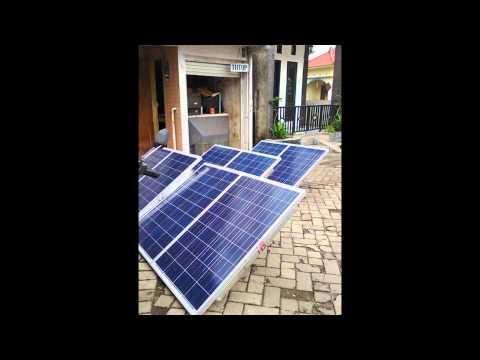 Daftar Harga Pembangkit Listrik Tenaga Surya (PLTS), Solar Cell 1000 watt, 1300 watt, 3000 watt