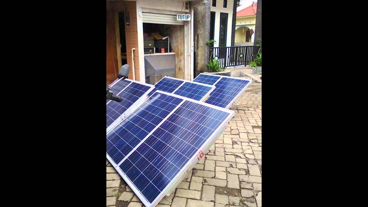 Daftar Harga Pembangkit Listrik Tenaga Surya Plts Solar