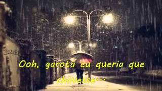 Phil Collins - I Wish It Would Rain Down (Tradução)