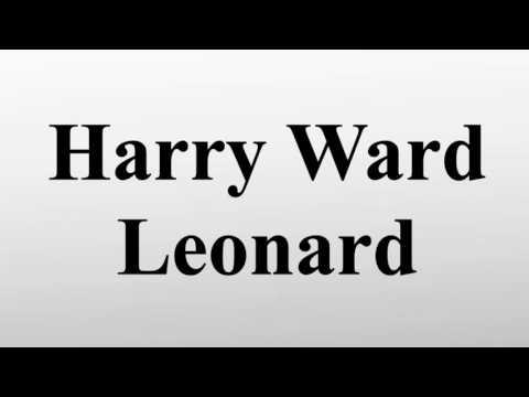 Harry Ward Leonard
