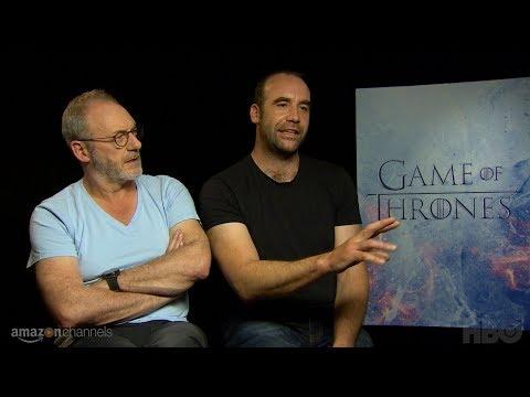Game of Thrones Cast Vignettes: Liam Cunningham & Rory McCann