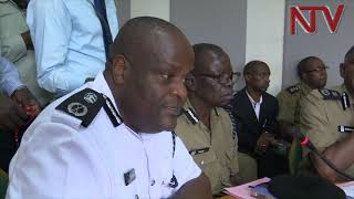 Traffic Police chief lauds Monitor/NTV Stay in Your Lane campaign