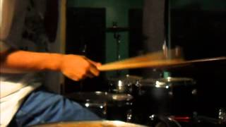 All Around Israel Houghton and The New Breed Drum Cover