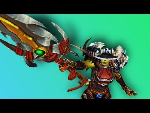 How Do You Even BM? - Beast Mastery Hunter PvP WoW Legion 7.3