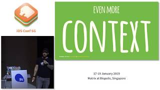 Pedal to the Metal - iOS Conf SG 2019