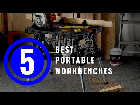 best-portable-workbenches-2018-—-top-5-portable-workbench-reviews