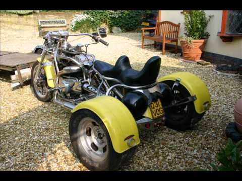 Custom trike trikes trikes for sale motorcycle trike m for Used motor trike sale