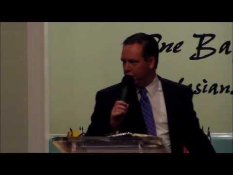 """iWill Worship"" - Pastor Greg Jones"