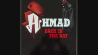 Ahmad - Back in The Day (Dividends Mix) Rare