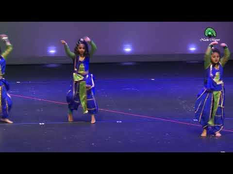 Dance by Nache Mayuri's Feathers @ Nache Mayuri's JALWA, December 2017