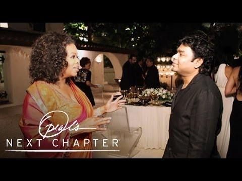 Oprah Goes Bollywood | Oprah's Next Chapter | Oprah Winfrey Network