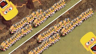 4000 RAMMBÖCKE im Spezial Krieg! || Clash of Clans || LP CoC [Deutsch German]