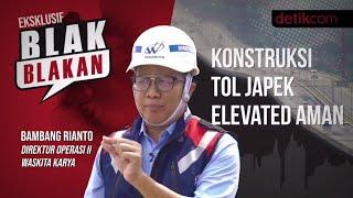 Blak-blakan Bos Waskita: Konstruksi Tol Japek Elevated Aman