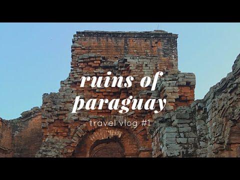 Ruins of Paraguay (Travel Vlog #1)  - Sade Louise