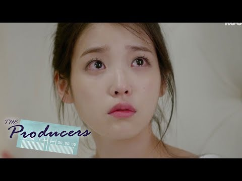 IU crying her heart out [The Producers Ep 12]