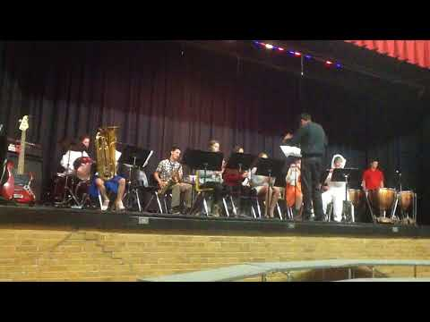Carol of the Bells - Wetmore High School Band