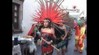 DANZAS DE LA CAÑADA, QRO. OCTAVA 2012