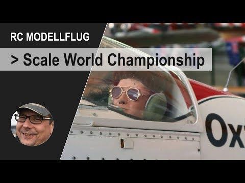 RC Modellflug - Scale World Championship / Weltmeisterschaft 2018