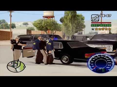 GTA SA Busted part 20