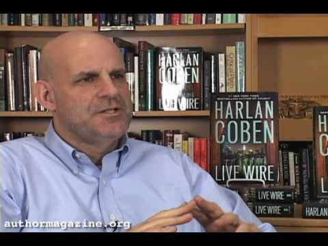 Harlan Coben Interview - YouTube