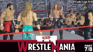 No Limits Wrestling: WrestleMania 3 (7/8) (Stop Motion) (HD)