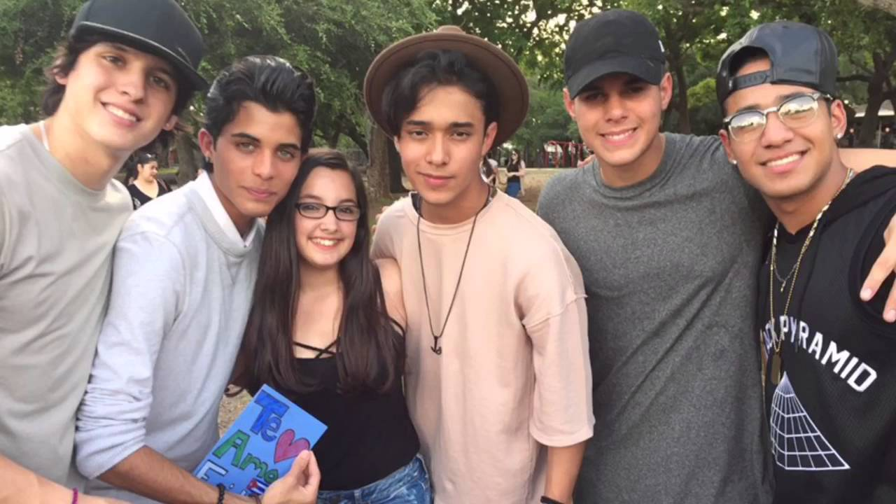 cnco meet and greet in miami july 19  2016