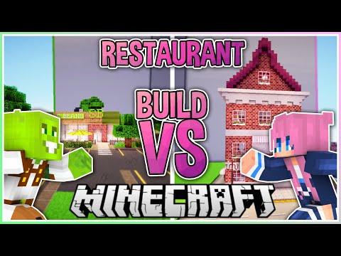Restaurant! | Build VS With @LDShadowLady