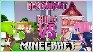 Restaurant! | Build VS with @LDShadowLady