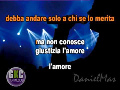 Luca Carboni Luca lo stesso instrumental karaoke (cori)