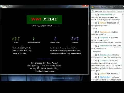 WWI Medic - July 14, 2012